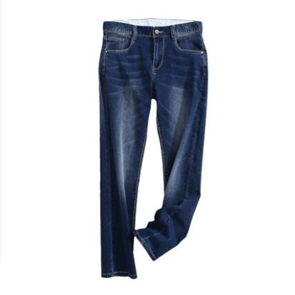 JEANSWEST 真维斯 JW-01-181TB512 男士休闲弹力牛仔裤 中蓝色2522 28B