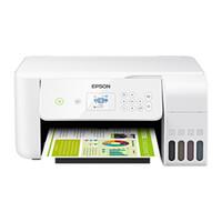 EPSON 爱普生 L3167 墨仓式彩色多功能一体机 优雅白 +凑单品