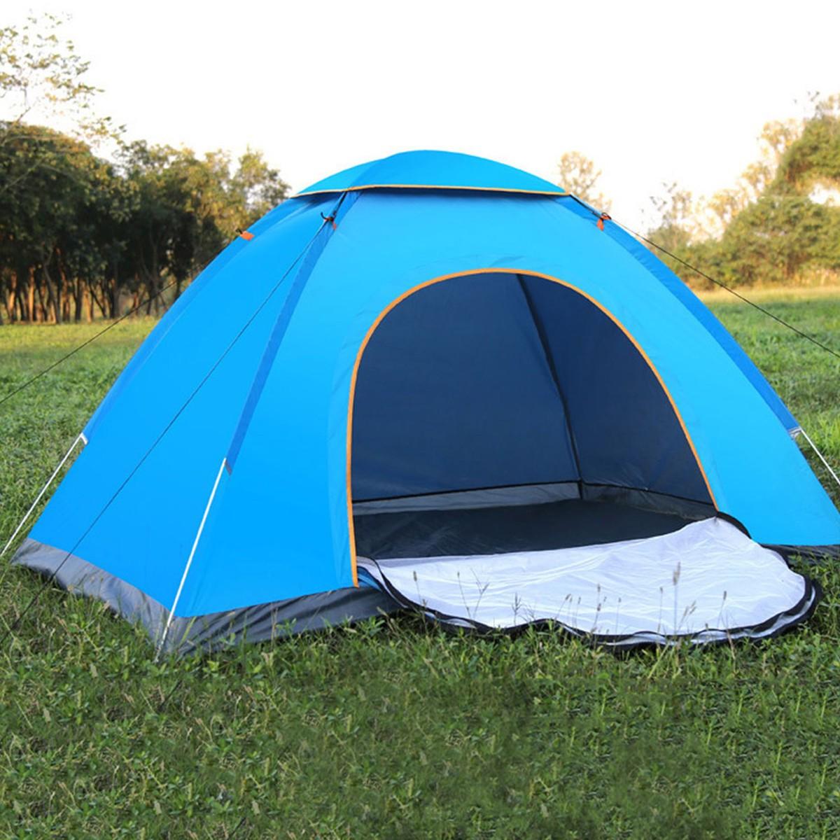 Zeushera  YCZP (天蓝色) 全自动速开帐篷