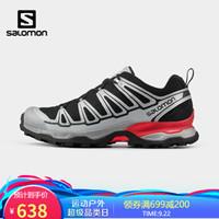萨洛蒙网面透气徒步鞋 X ULTRA ADV 黑色 412509 UK8.5(42 2/3)