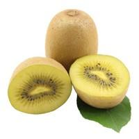 芬果时光 黄心猕猴桃奇异果 单果约110g-150g  2.5斤 *2件