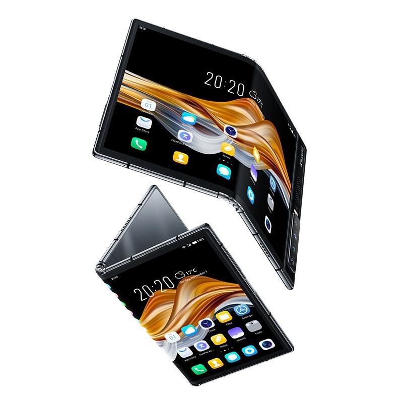 ROYOLE 柔宇科技 FlexPai 2 5G折叠屏手机 8GB 256GB