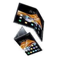 京东PLUS会员:ROYOLE 柔宇科技 FlexPai 2 5G折叠屏手机 8GB 256GB