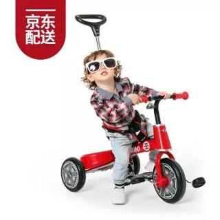 RASTAR 星辉 儿童三轮车 红色