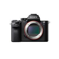 Sony/索尼 ILCE-7SM2单机 A7SM2全幅微单相机 A7S II  A7S二代 送帆布妈咪包