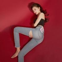 chuu魔法牛仔裤,大长腿和蜜桃臀统统拿下!