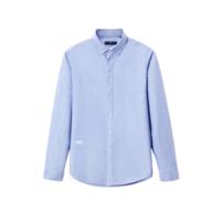 HLA 海澜之家 HNEAD1R005A05 男士牛津纺衬衫