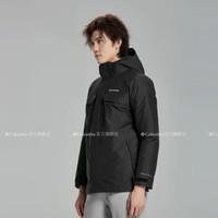 Columbia 哥伦比亚 WE1489 男款奥米热能三合一冲锋衣