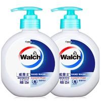 Walch 威露士 健康抑菌洗手液 倍护滋润 525ml*2瓶装