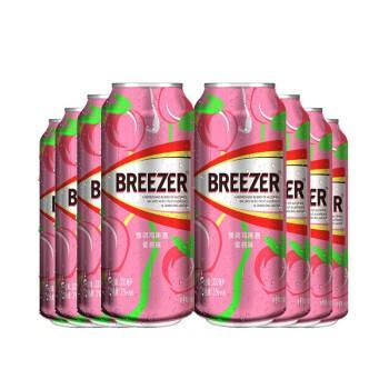 BREEZER 冰锐 鸡尾酒 缤纷 330ml*8罐