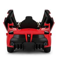 RASTAR 82700 星辉法拉利遥控汽车可坐人跑车 红色 双驱双电机
