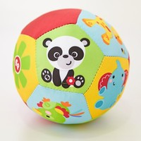 Fisher-Price 费雪 F0807 婴儿动物认知球 十二面认知球