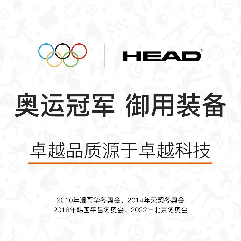 HEAD 海德 刘畊宏推荐欧洲哑铃男女可拆卸调节家用健身器材哑铃套装