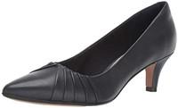 Clarks Linvale Crown Pump 女士高跟鞋 38码海军蓝