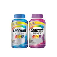 25日0点、88VIP:CENTRUM 善存  银片50+ 中老年复合维生素  275粒*2瓶