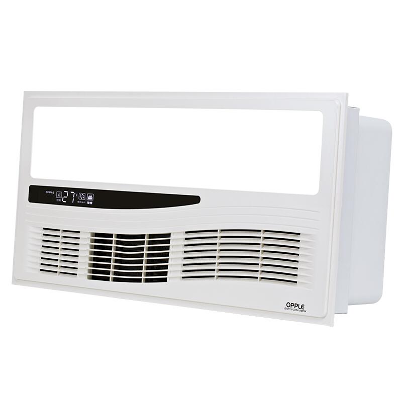 OPPLE 欧普照明 多功能浴霸智能风暖 风暖+LED照明+换气/吹风+数显
