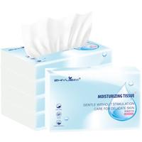 纸约 婴儿专用乳霜抽纸 3层*40抽*5包