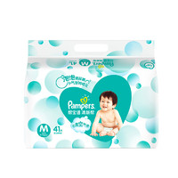 Pampers 帮宝适 清新帮 婴儿纸尿裤 M41片