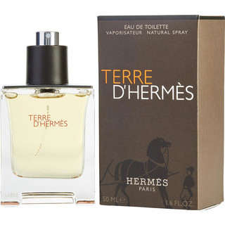 HERMÈS 爱马仕 Terre d'Hermes 大地 男士淡香水 EDT 50ml