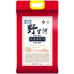 野里河 丝苗油粘米 5KG *5件