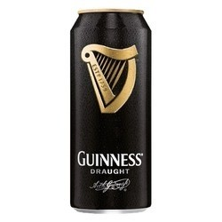 GUINNESS健力士司陶特爱尔兰进口啤酒440ml*24听黑啤官方整箱罐装