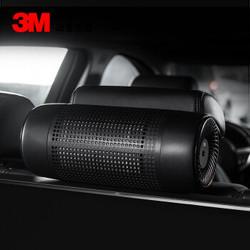 3M 车载空气净化器 汽车空气净化器 新车内除味除甲醛除菌除PM2.5智能净化68001