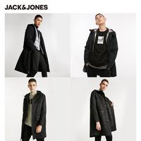JackJones 杰克琼斯 218409505 男士加厚羽绒服