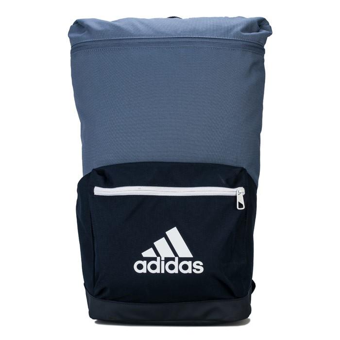 adidas 阿迪达斯 男士运动包 蓝色