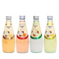 乐可芬 原装进口椰子果汁饮料 290ml*5瓶