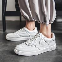 WARRIOR/回力 情侣款休闲小白鞋