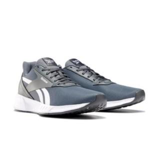 Reebok 锐步 Lite Plus 2.0 男士跑鞋 FU7582 灰色/白色