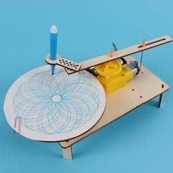 JIMITU 吉米兔  电动绘图仪