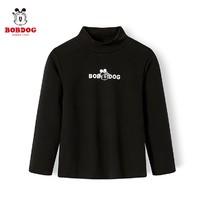 BoBDoG 巴布豆 男女童长袖T恤