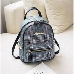 双肩包女包包2020新款潮韩版个性时尚百搭软皮书包女士定型小背包