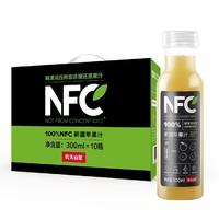 NONGFU SPRING 农夫山泉  NFC新疆苹果汁 300mlx10瓶