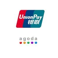 银联 x Agoda  预订酒店