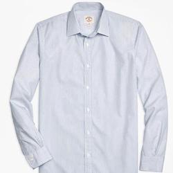 Brooks Brothers 布克兄弟 hin-Stripe 男士衬衫
