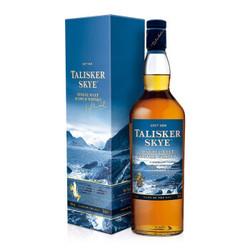 泰斯卡洋酒 Skye 苏格兰进口斯凯岛单一麦芽威士忌700ml 泰斯卡斯凯岛 *3件