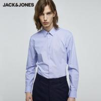 JACK JONES 杰克琼斯 219305509 商务纯棉衬衫