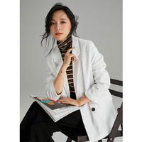 疯狂星期三 : 缪佳 MJ1A90388B 女式西装外套