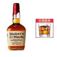 宝树行 美格波本威士忌750ml 调配型威士忌 美国原装进口洋酒 美格波本威士忌750ml