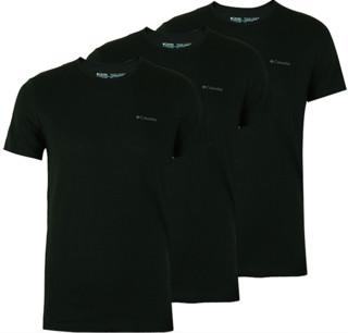 Columbia 哥伦比亚 男士运动T恤3件装 RM8C701 浅灰色 M