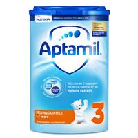 Aptamil 英国爱他美 幼儿配方奶粉 3段 800g *7件