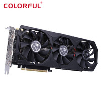 Colorful 七彩虹 GeForce RTX 2070 SUPER GAMING ES 显卡 8GB