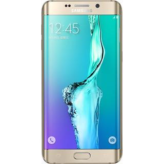 SAMSUNG 三星 Galaxy S6 Edge+ 4G手机 4GB+32GB 雪晶白