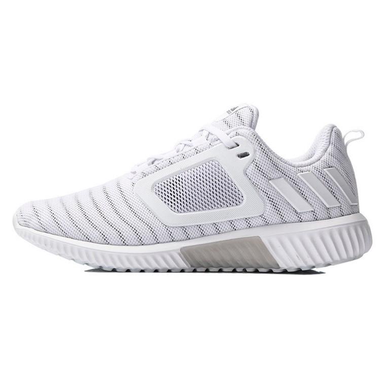 adidas 阿迪达斯 Climacool清风系列 女士跑鞋 BB1796 白色 36.5