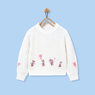 Mini Peace 太平鸟童装 迪士尼 女童毛衣