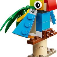 LEGO 乐高 创意百变系列 40411 夏日乐趣12合1