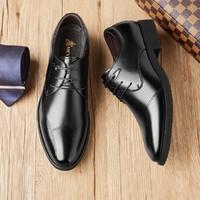 Mexican 稻草人 D38511HS 男士商务皮鞋