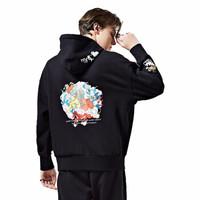 Kappa 卡帕 艺术家联名 K09Y2MT59D 男女运动卫衣 *4件